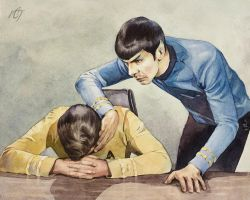 Star Trek - Forget by Inar-of-Shilmista