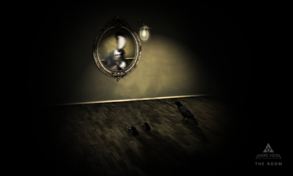 THE ROOM by AndrewScrolls