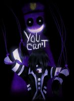 YoU ArE HiS PuPpEt by MicLovin17