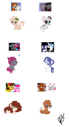 babies for magicanimal176 by lcgyzma1