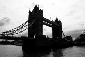 Tower Bridge by Destroth