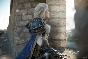 Jaina Proudmoore - Before the Storm 1 by Narga-Lifestream