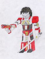Peruvian megarobot by DarkPrince2007