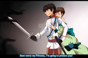 Protect the princess [Nikkiler] by aidmoon