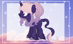 Crystal Hooves (MYO)| Stella Lilac | by SpaceMina