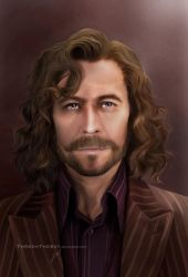 Harry Potter: Sirius Black by ThreshTheSky