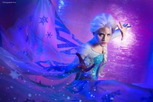 Elsa - Fear will be your enemy by Tink-Ichigo
