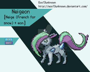 Neigeon by Eos13unknown