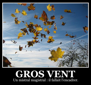 Gros vent Poster by AlexiSonicKST