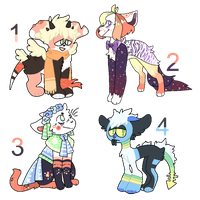 Collab Set Price Adopts closed by MurderD0G