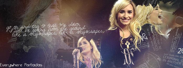 Demi Lovato. by alwaysnialler