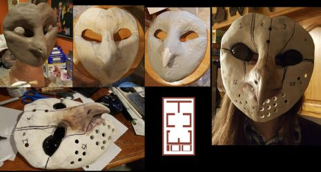 Current Project - Owl by TheOnlyWolf100