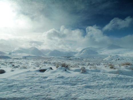 Snowy Mountains 02 by cemacStock