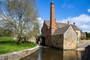 Lower Slaughter by Daniel-Wales-Images