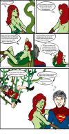 Poison Ivy: Talk it out by magickmaker