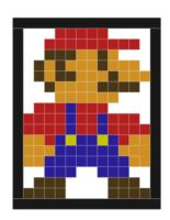 Mario (8 bits version) by XeteAnimaVlogs