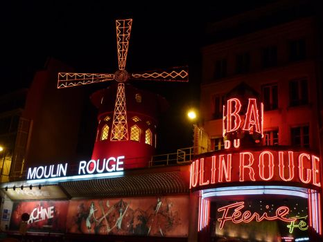 moulin rouge by SuperSawah