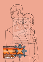Six and Rex by SunyFan