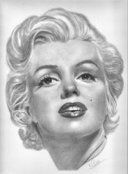 Norma Jean by Karentownsend