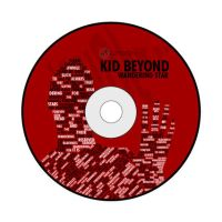 Kid Beyond Music CD Cover Design by MAEDesign