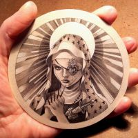 Our Lady of Vengeance by Zoe-Lacchei