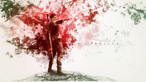 DmC - Never Surrender by TheSyanArt