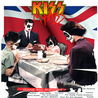 Kiss My Ass Classic KISS Regrooved (UK Version) by FearOfTheBlackWolf