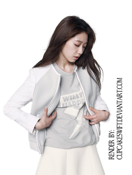 [PNG] Park Shin Hye 04 by CupcakeSwift