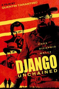 DJANGO MOVIE POSTER by B4ucjp