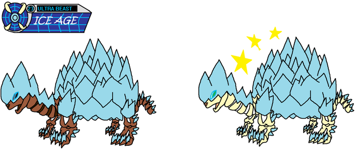 UB-23 Ice Age by YingYangHeart