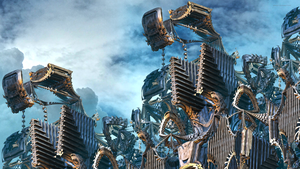 Robot Riders by banner4