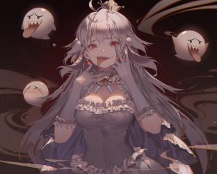 Princess Boo by kawacy
