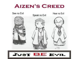 Aizen's Creed by echo1776