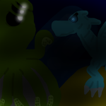 Mope.io - Dragon vs. Kraken by SansSkeletonHUN