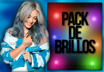 Pack de Brillos by TheGirlEditions