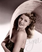 Rita Hayworth by BooBooGBs