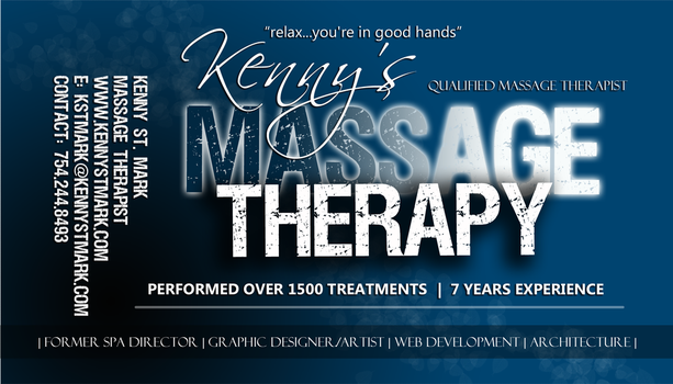 My Business Card Design 3 by Kennyjohn