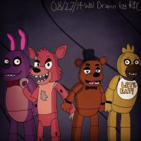Five Nights at Freddy's by Fester1124