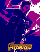 August Avengers #19.96 - Infinity War (2018) by JMK-Prime