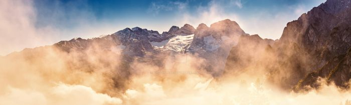 Dachstein by photoplace