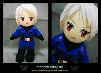 Prussia by renealexa-plushie