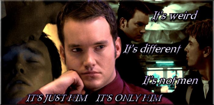 Ianto - It's only him by Into-Dark