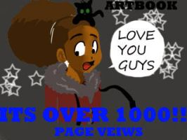 ITS OVER 1000 by DEHOUSE