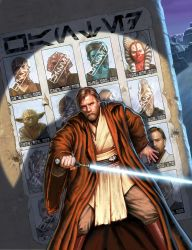 Jedi Hunted by UdonCrew