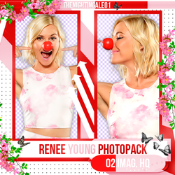 Renee Young - Pack Png #33 by TheNightingale01