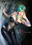 Corset Curves by PoppyPhotography