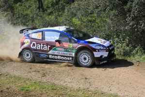 2013, Evans, Ford, Ourique, Rally Portugal by F1PAM