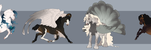 SA Pigeon Adoptables | OPEN for non-SA members too by Ebbarie