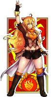 Yang Xiao Long by blind-crow