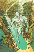 SilverSurfer Colw by johjames